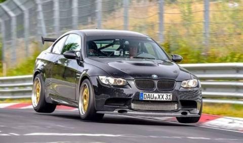 Vídeo: el BMW M3 más rápido de Nürburgring