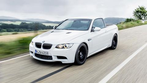 BMW M3 UTE pick up pick-up v8 blanco