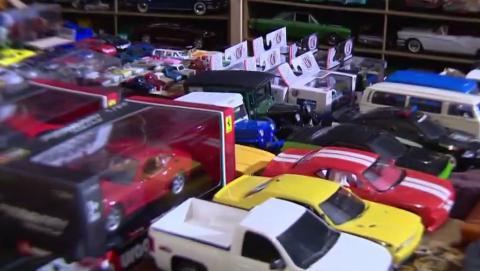 Donación de 30.000 coches a la iglesia
