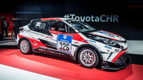 Gazoo Racing Toyota C-HR