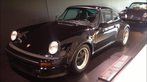 ¡Encuentra este Porsche 930 Turbo robado! Hay recompensa...
