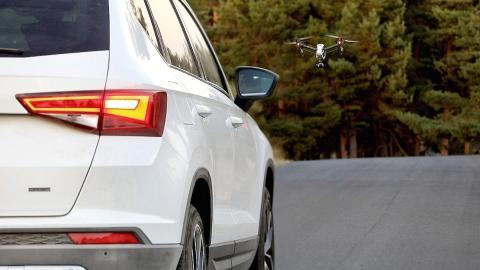 Desafío SEAT Ateca: un SUV que vuela alto