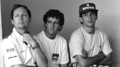 Los éxitos de Ron Dennis en McLaren que no han evitado su destitución