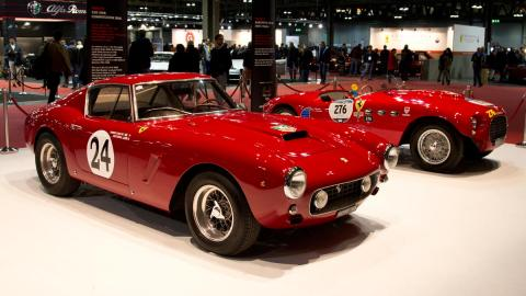 Ferrari 250 SWB lujo deportivo autoclassica clasico