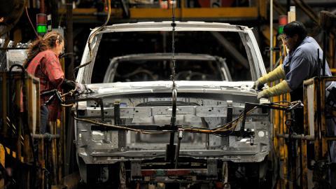 Ford fabrica en México