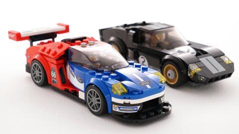Ford GT de LEGO