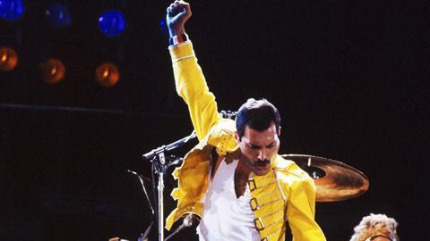 Freddie Mercury, 25 aniversario de su muerte