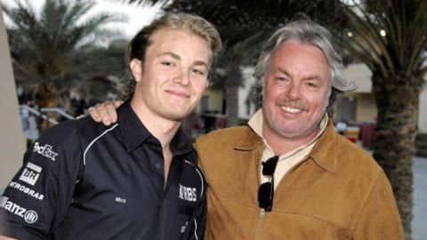 Padres e hijos campeones en la  F1