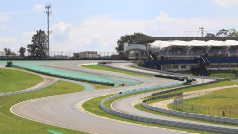 Interlagos, uno de los trazados míticos del Mundial y sede desde 1990 del GP de Brasil