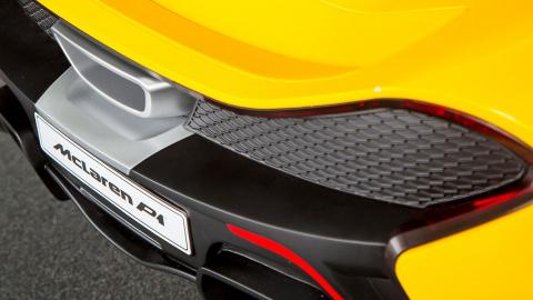 McLaren P1 eléctrico