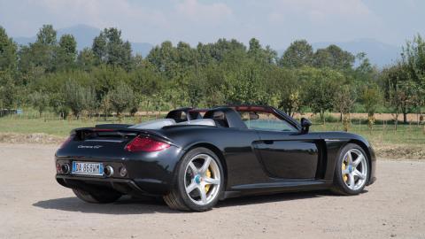 Porsche Carrera GT Duemila Ruote deportivo superdeportivo clasico aleman subasta milan