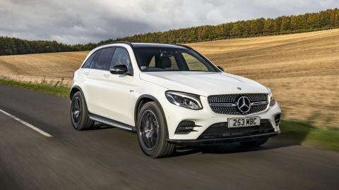 Prueba Mercedes-AMG GLC 43 (I)