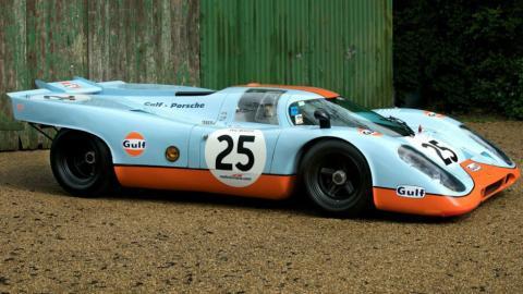 Réplica del Porsche 917K