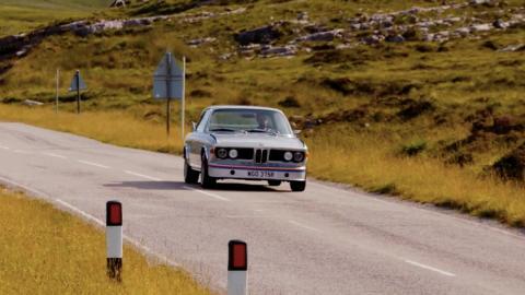 Vídeo BMW década 70