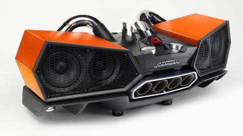 Altavoces Lamborghini Ixoost Esavox (I)