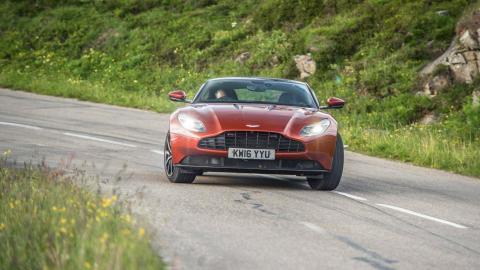 Aston Martin DB11 GT deportivo lujo gran turismo