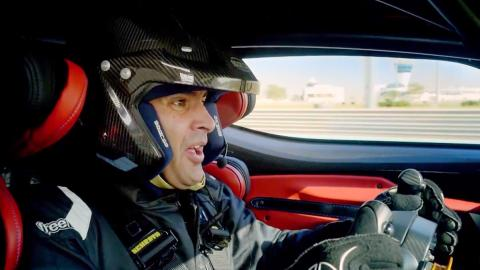 Todas las pruebas de Chris Harris para Top Gear