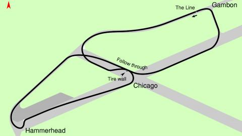 Circuito de Top Gear