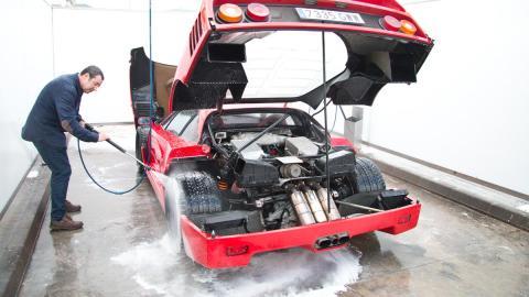 Ferrari F40 Jordi Amenos