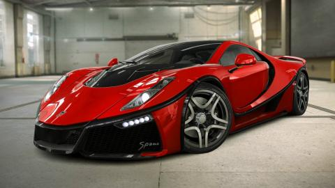 GTA Spano CSR2