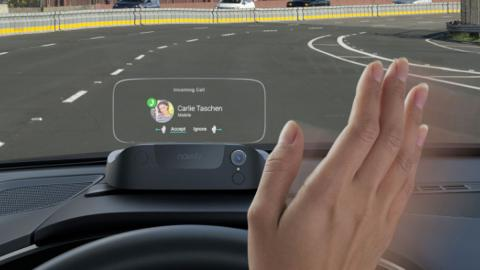 Head-Up Display Navdy (I)