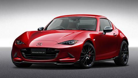 Mazda MX-5 RF Custom Style