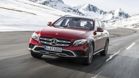 Mercedes Clase E All Terrain (I)