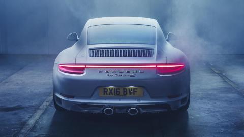 Porsche 911 congelado (I)