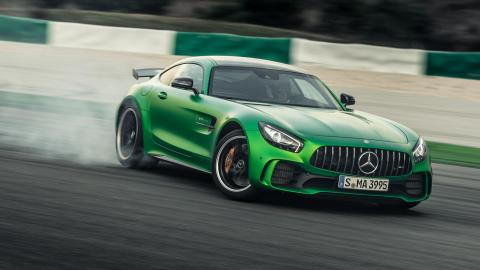 Prueba Mercedes-AMG GT R (II)