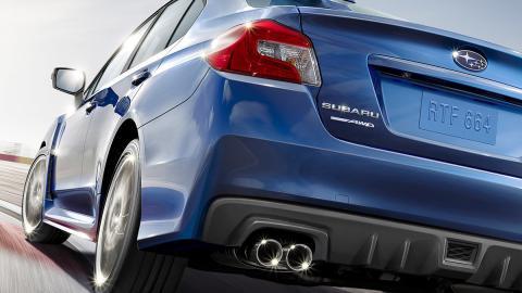 El Subaru WRX 2018 tendrá pocos cambios