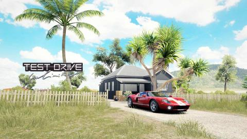 Test Drive Unlimited Forza Horizon 3