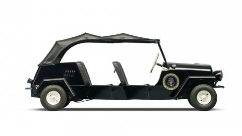 1. King Midget Custom (1953) para el Presidente Dwight D. Eisenhower