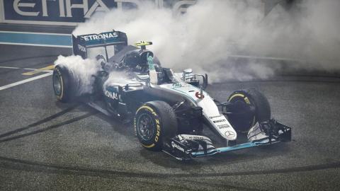 Así será la temporada de F1 2017