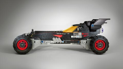 Batmóvil de Lego, versión Chevrolet (VI)