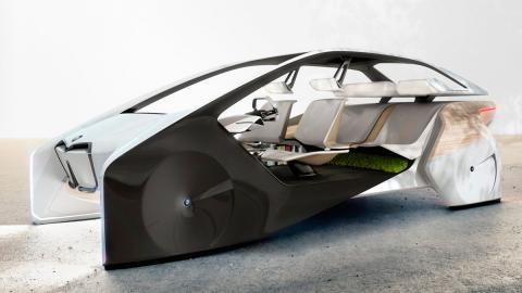 BMW i Inside Future Concept (I)