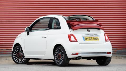 Coches nuevos por 15.000 euros - Fiat 500C