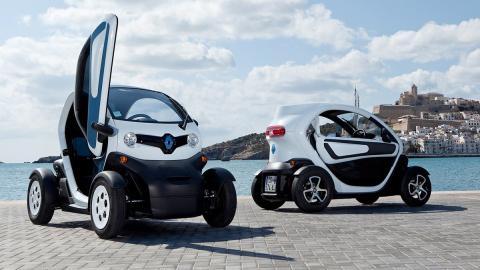 Coches nuevos por 15.000 euros - Renault Twizy