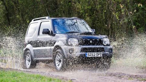Coches nuevos por 15.000 euros - Suzuki Jimny