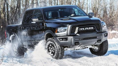 Dodge Ram Rebel Black Edition