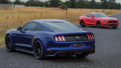 Ford Mustang Tickford preparaciones deportivos