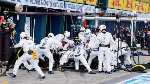 Los mejores pit stops de F1 en 2016