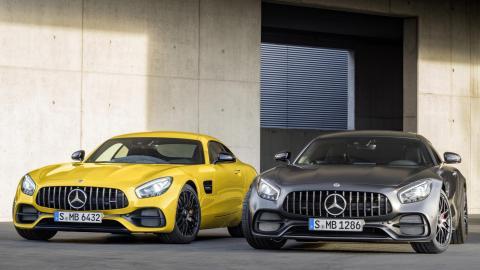 Mercedes-AMG GT 2017 50 aniversario