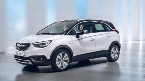 Opel Crossland X 2017 (I)