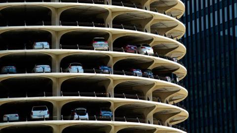 Parking altura