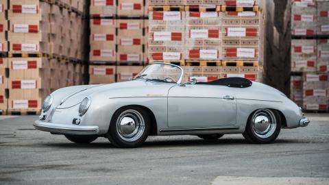 Porsche 356 'Pre-A' Speedster 1600 (1955)