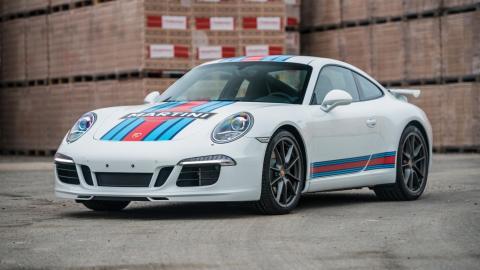 Porsche 991 Carrera S Martini Racing Edition (2014)