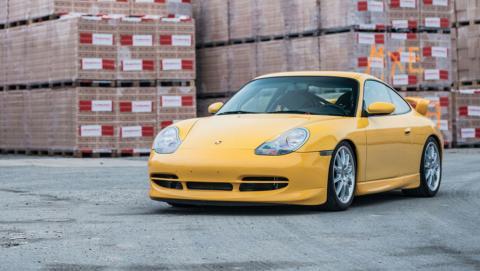 Porsche 996 GT3 Clubsport (2000)