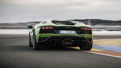 Prueba Lamborghini Aventador S deportivo lujo altas prestaciones