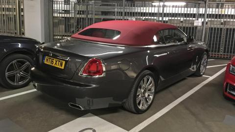 Rolls Royce Dawn (1)