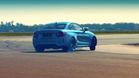 Vídeo BMW M2